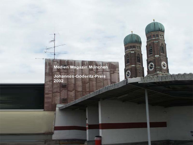 2002 Medien Magazin München