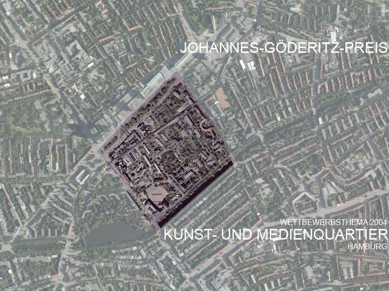 2004 Kunst- und Medienquartier Hamburg