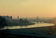 Stadt & Silhouette - Konzepte für das Dresdner Elbufer