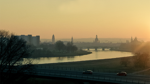 Stadt & Silhouette – Konzepte für das Dresdner Elbufer