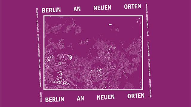 Berlin an neuen Orten
